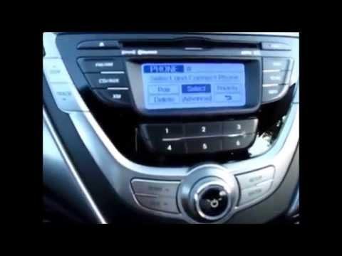 2013 Hyundai Elantra Car Review Video Tour