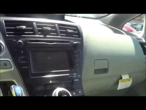 2013 Toyota Prius Car Review Walk through Video Tour