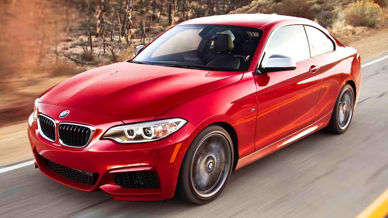 2014 BMW M235I Car Review Video in Florida