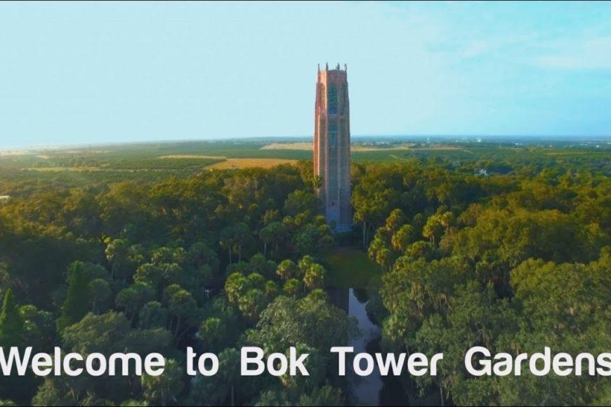 Bok Tower Gardens in Lake wales Florida | Lakeland Mobile Mechanic