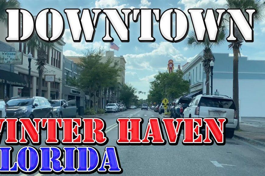 Downtown Winter Haven, FL Nightlife   Lakeland Mobile Mechanic