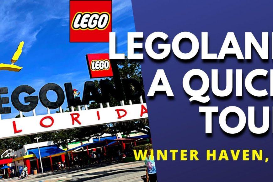 LEGOLAND Water Park in Winter Haven Florida | Lakeland Mobile Mechanic