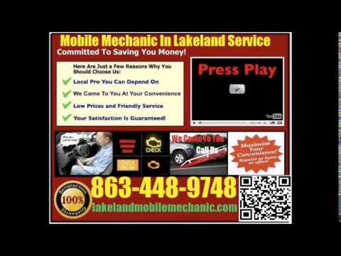 Mobile Auto Mechanic Mulberry FL Pre Purchase Car Inspection Review