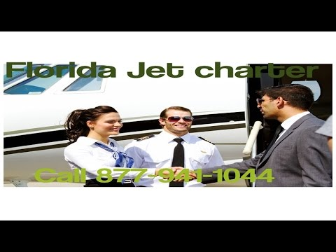 Private Jet Charter Flight Service Lakeland Florida